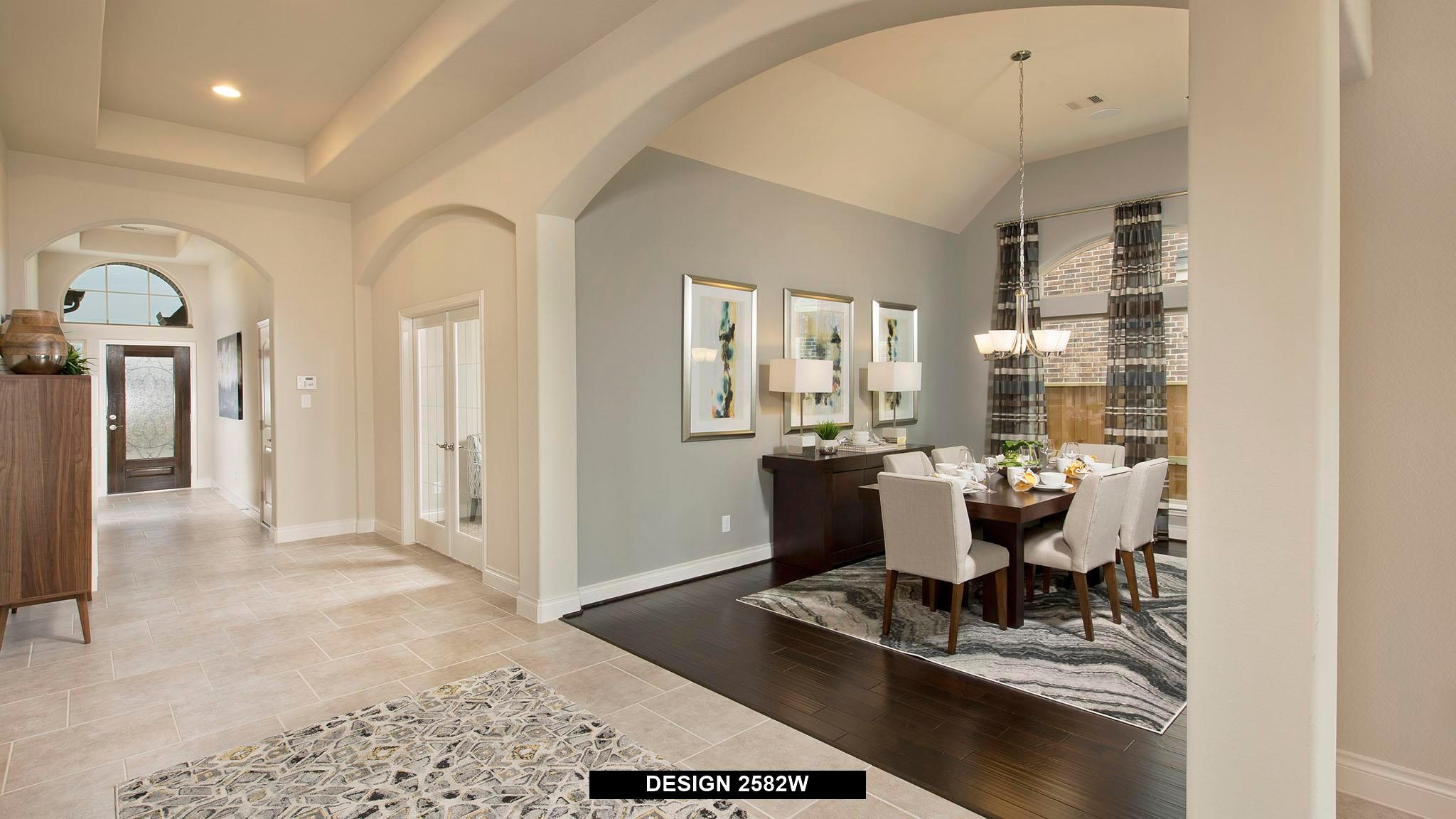 Living Area featured in the 2582W By Perry Homes in Dallas, TX