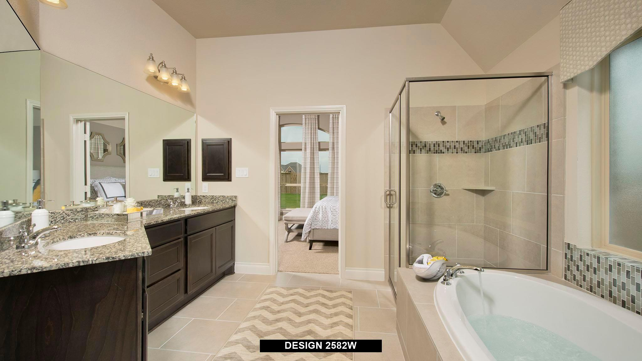 Bathroom featured in the 2582W By Perry Homes in Dallas, TX