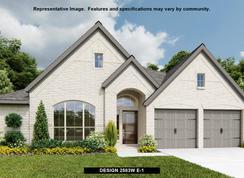 2583W - Bridgeland 55': Cypress, Texas - Perry Homes