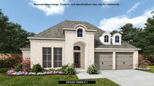 2586W - Homestead 65': Schertz, Texas - Perry Homes