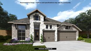 2695W - Homestead 65': Schertz, Texas - Perry Homes