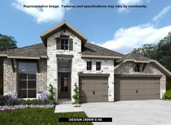 2695W - Ventana 60': Fort Worth, Texas - Perry Homes