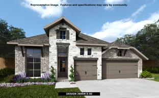 Ventana 60' by Perry Homes in Fort Worth Texas