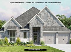 2726W - Prairie Oaks 60': Little Elm, Texas - Perry Homes