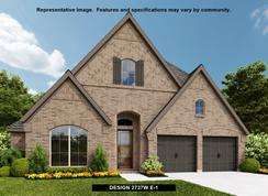 2737W - Bryson 60': Leander, Texas - Perry Homes