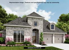 2737W - Tavola 55': New Caney, Texas - Perry Homes