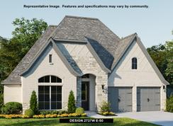 2737W - Cross Creek Ranch 55': Fulshear, Texas - Perry Homes