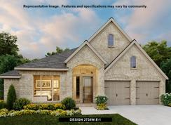 2738W - Tavola 55': New Caney, Texas - Perry Homes