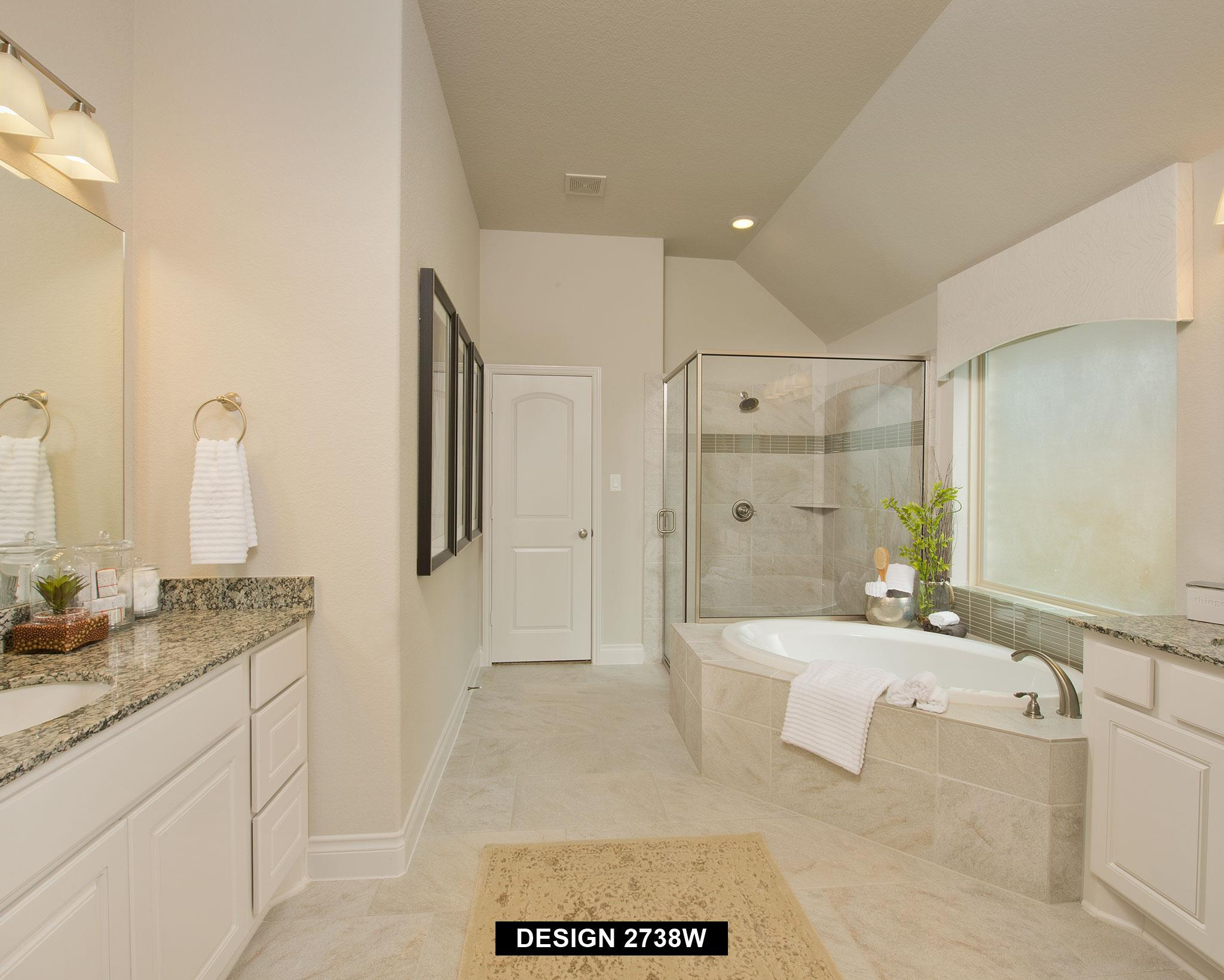Bathroom featured in the 2738W By Perry Homes in Houston, TX