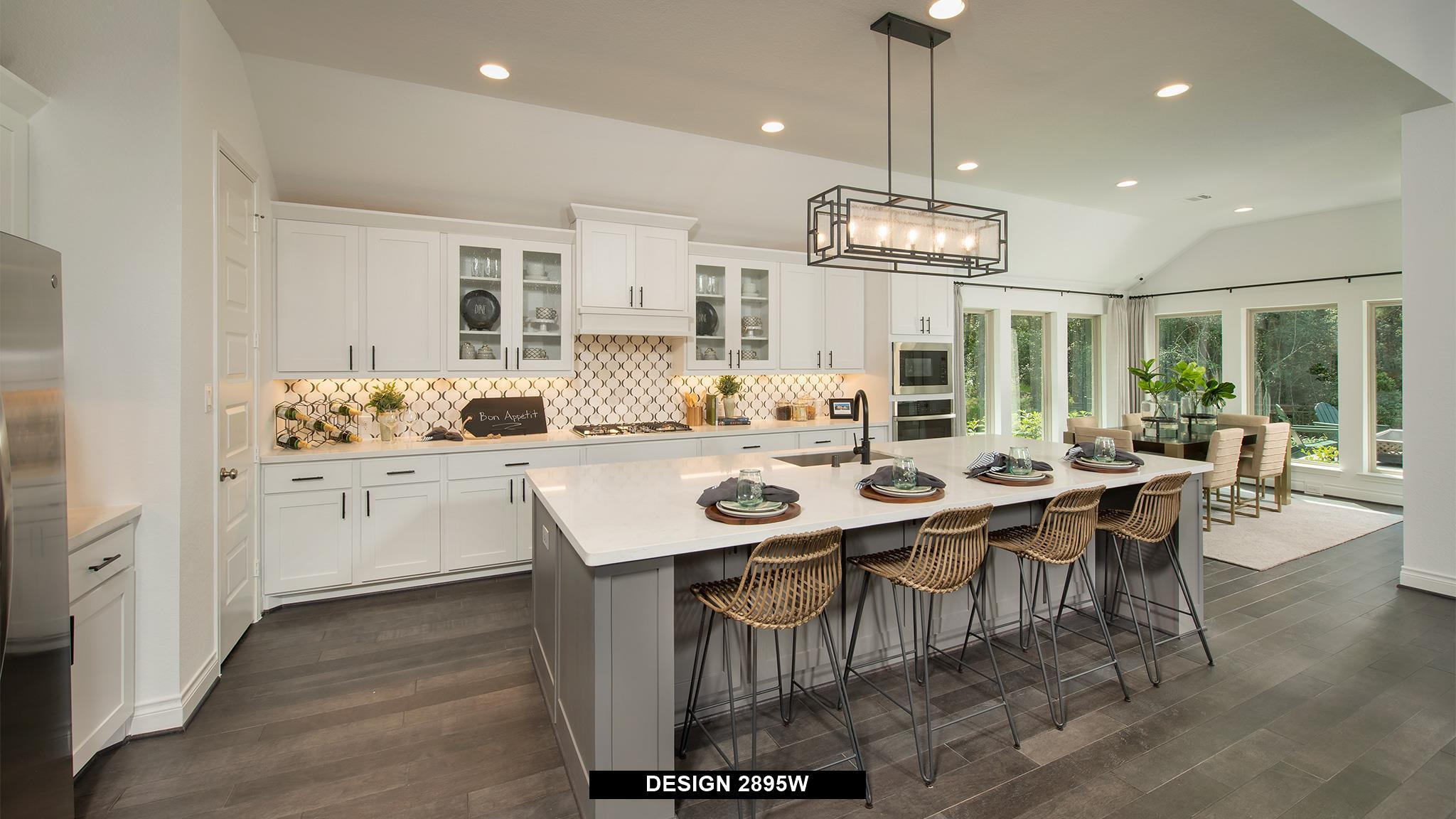 Kitchen featured in the 2895W By Perry Homes in San Antonio, TX
