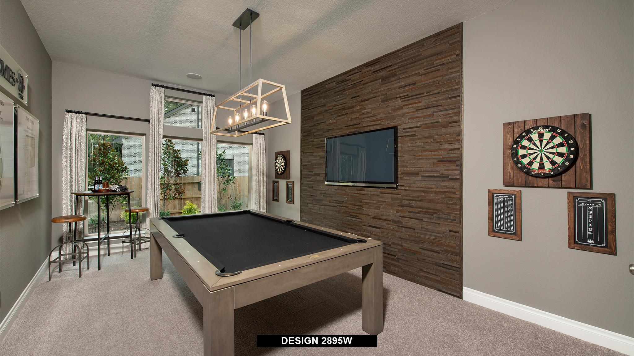 Living Area featured in the 2895W By Perry Homes in San Antonio, TX