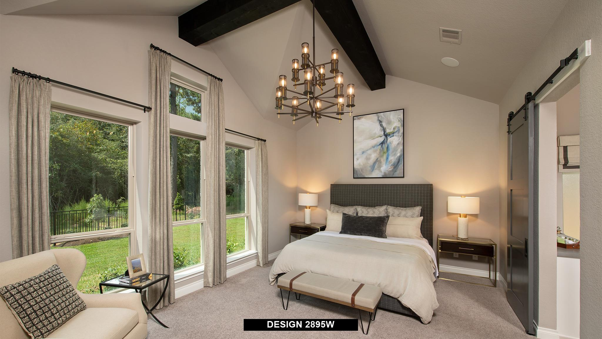 Bedroom featured in the 2895W By Perry Homes in San Antonio, TX