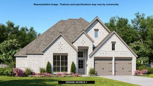 2916W - Prairie Oaks 60': Little Elm, Texas - Perry Homes