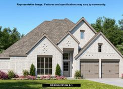 2916W - Jordan Ranch 65': Fulshear, Texas - Perry Homes