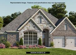 2916W - Mantua Point 65': Van Alstyne, Texas - Perry Homes
