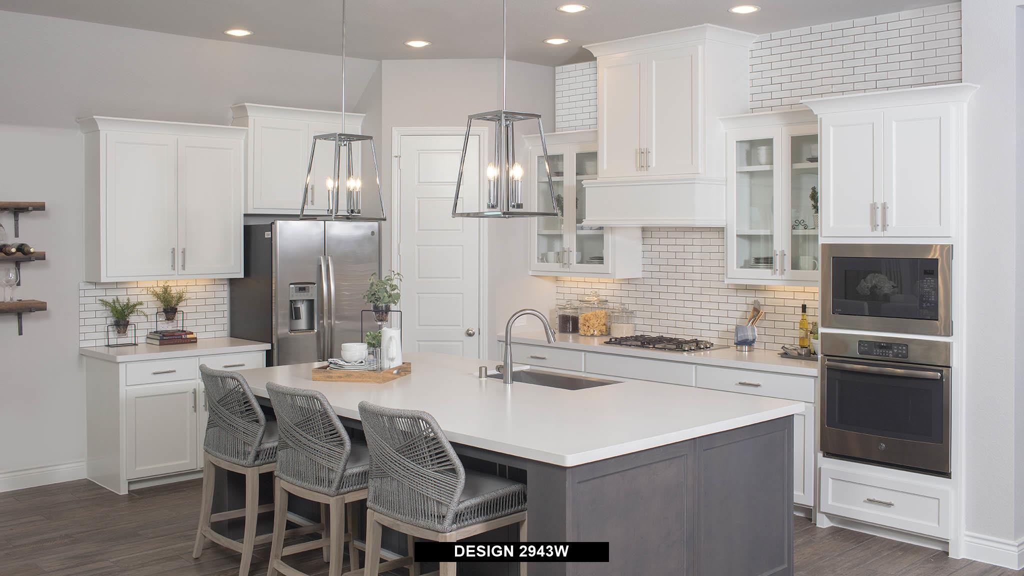 Kitchen featured in the 2943W By Perry Homes in Dallas, TX