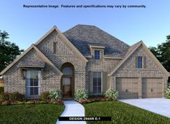 2944W - Palmera Ridge 60': Leander, Texas - Perry Homes