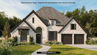 2944W - Pomona 60': Manvel, Texas - Perry Homes