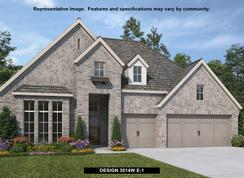 3014W - Meridiana 70': Rosharon, Texas - Perry Homes