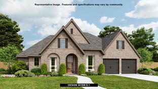 3016W - Rancho Sienna 70': Georgetown, Texas - Perry Homes