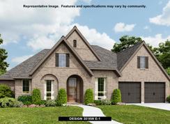 3016W - Cross Creek Ranch 65': Fulshear, Texas - Perry Homes