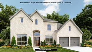 3158W - Liberty 60': Melissa, Texas - Perry Homes