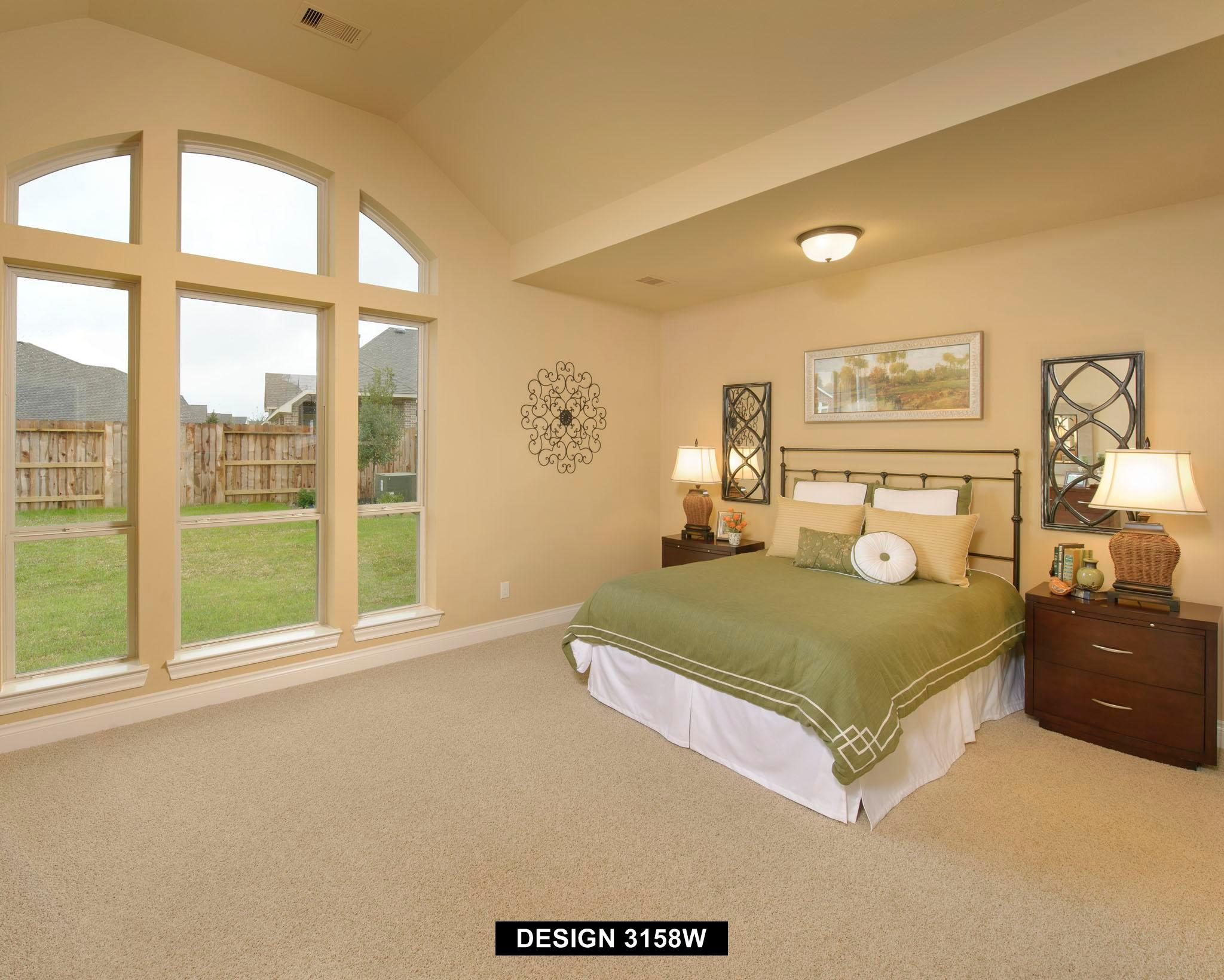 Bedroom featured in the 3158W By Perry Homes in Dallas, TX