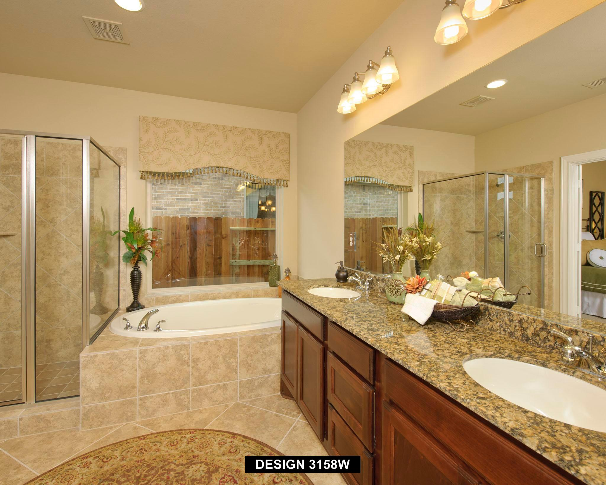 Bathroom featured in the 3158W By Perry Homes in Dallas, TX