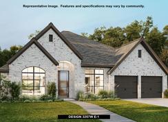3257W - Trinity Falls 60': McKinney, Texas - Perry Homes