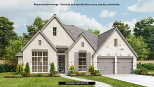 3257W - The Grove at Vintage Oaks 65': New Braunfels, Texas - Perry Homes