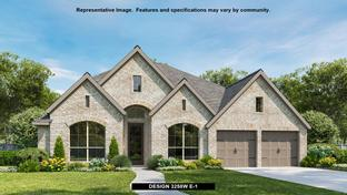3258W - Reserve at Creekside 60': Denton, Texas - Perry Homes