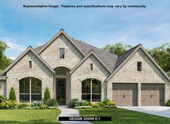3258W - Palmera Ridge 60': Leander, Texas - Perry Homes