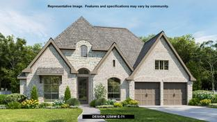 3258W - The Groves 60': Humble, Texas - Perry Homes