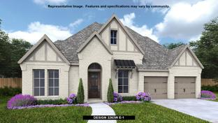 3263W - Amira 60': Tomball, Texas - Perry Homes
