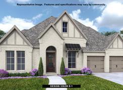 3263W - Bryson 60': Leander, Texas - Perry Homes