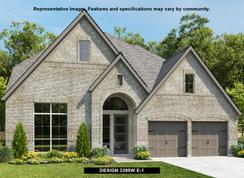 3395W - Cane Island 60': Katy, Texas - Perry Homes