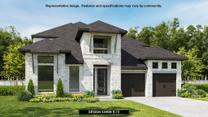 Stonecreek Estates 60' by Perry Homes in Houston Texas