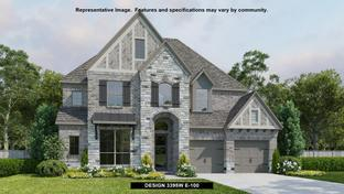 3395W - Villas of Somercrest 55': Midlothian, Texas - Perry Homes