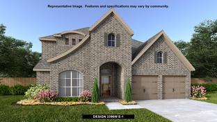 3396W - Stevens Ranch 55': San Antonio, Texas - Perry Homes