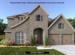 3396W - Ventana 60': Fort Worth, Texas - Perry Homes