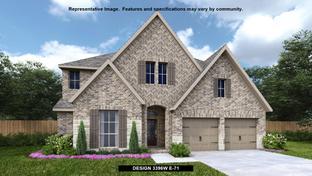 3396W - Homestead 65': Schertz, Texas - Perry Homes