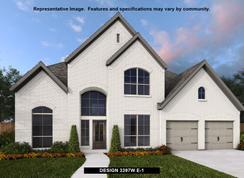 3397W - Prairie Oaks 60': Little Elm, Texas - Perry Homes