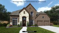 Stevens Ranch 55' by Perry Homes in San Antonio Texas