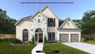 3397W - Pomona 60': Manvel, Texas - Perry Homes