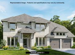 3398W - Cane Island 60': Katy, Texas - Perry Homes