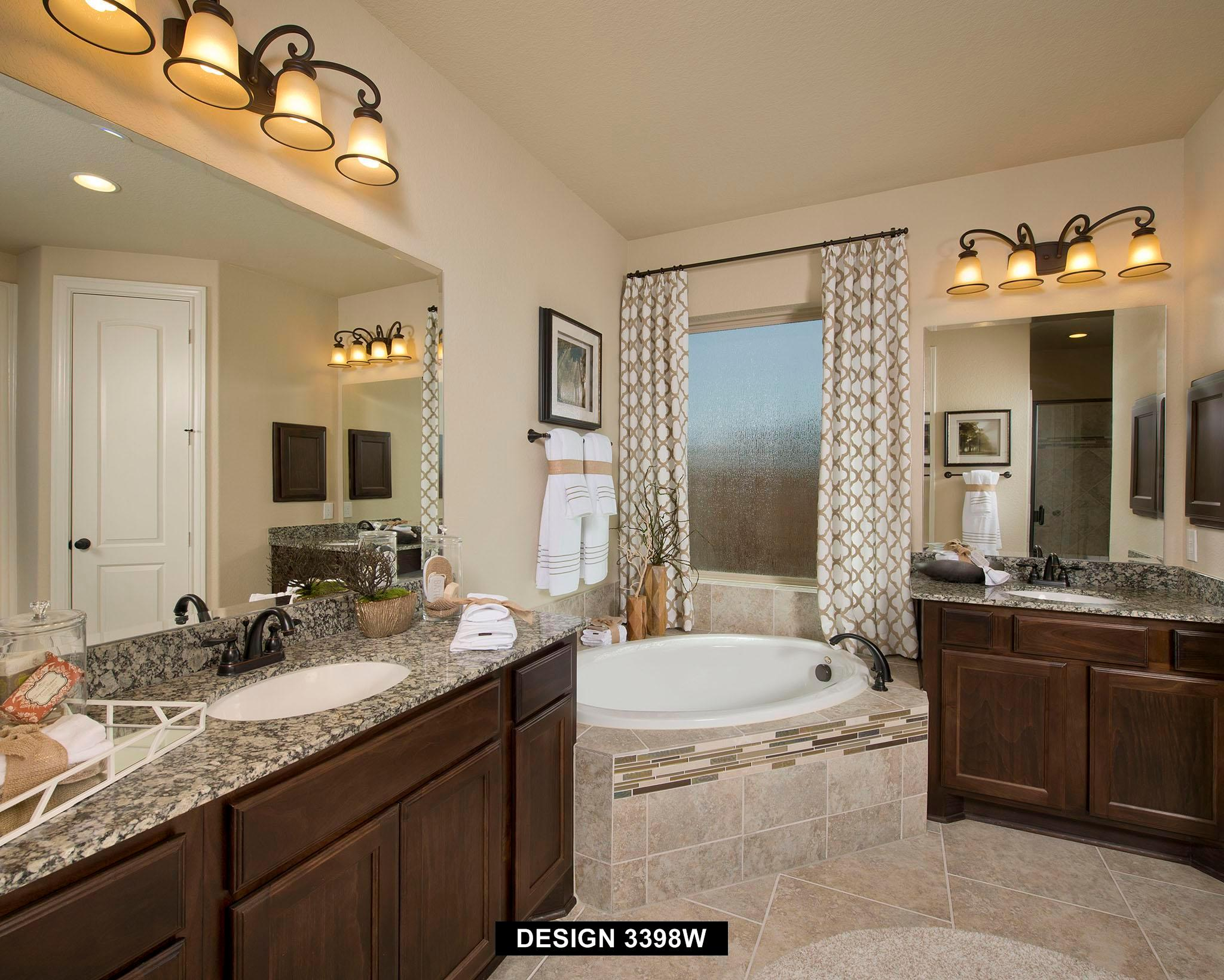 Bathroom featured in the 3398W By Perry Homes in Houston, TX