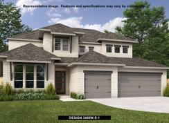 3400W - Veranda 65': Richmond, Texas - Perry Homes