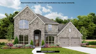 3546W - Trinity Falls 60': McKinney, Texas - Perry Homes