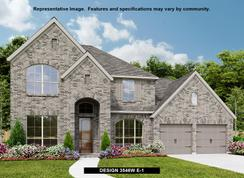3546W - Jordan Ranch 65': Fulshear, Texas - Perry Homes
