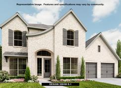 3593W - The Grove at Vintage Oaks 65': New Braunfels, Texas - Perry Homes